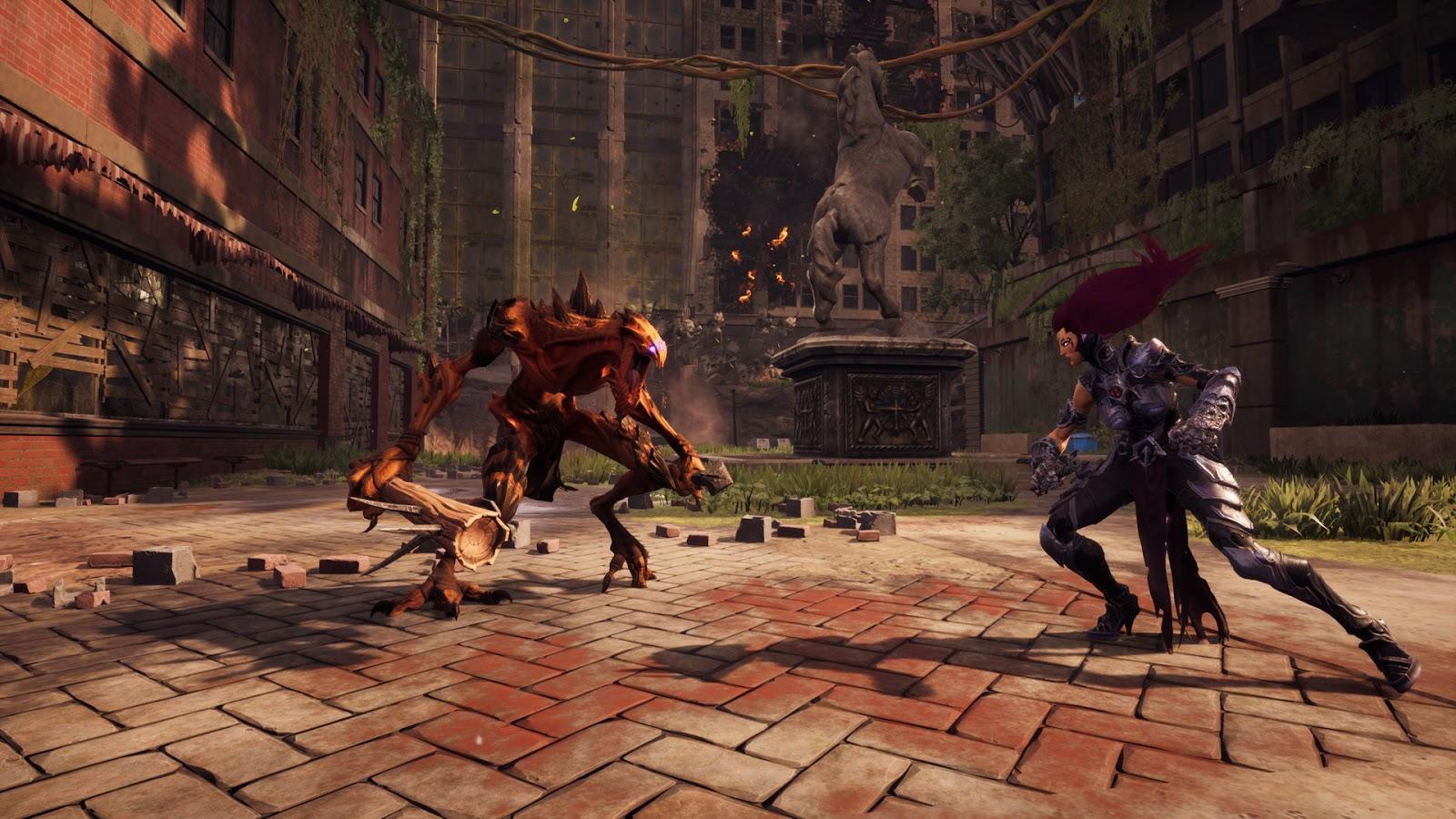 Darksiders III PC ESPAÑOL + Update 1 (CODEX) 5