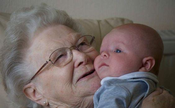 De tu abuela heredarás rasgos físicos y hasta el temperamento