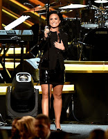 Demi Lovato, 2016 MusiCares Person of the Year tribute concert honouring Lionel Richie