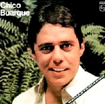 Foto de Chico Buarque sonriendo