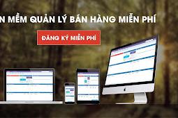 Phần mềm quản lý bán hàng BamBoo miễn phí