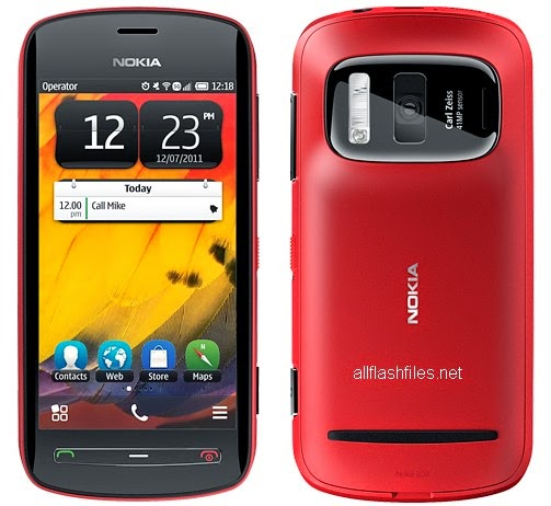 Nokia 808 (RM-807) Latest Flash File/Firmware Download Free -