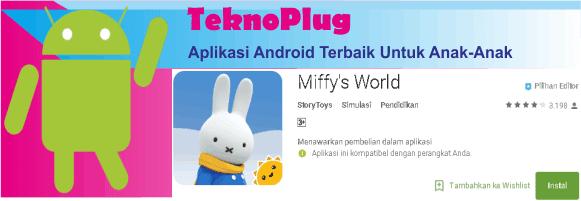 aplikasi android paling berguna untuk anak perempuan