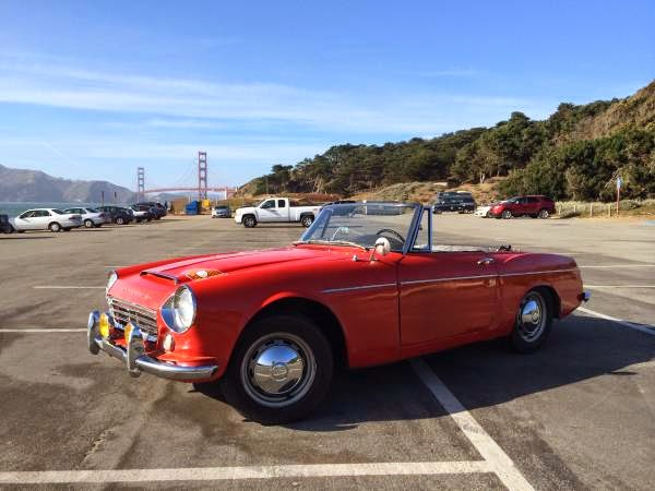 Daily Turismo: 5k: Seller Submission: 1967 Datsun 1600 SPL311 Roadster
