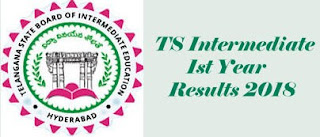 TS Inter 1st Year 2018 Results | TS Intermediate 1st 2018 Results | TS Junior Inter 2018 Results