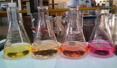 Penetapan Kadar Nikel (Ni) dalam NiSO4 • 6H2O Cara Kompleksometri