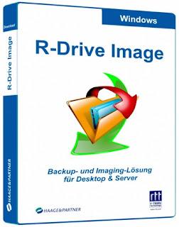 R-Drive Image Technician 6.0 Build 6103 BootCD (Inglés)(Crea Imagen en DD)