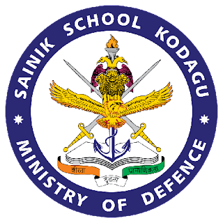 Sainik School Kodagu Admission Form sainikschoolkodagu.edu.in