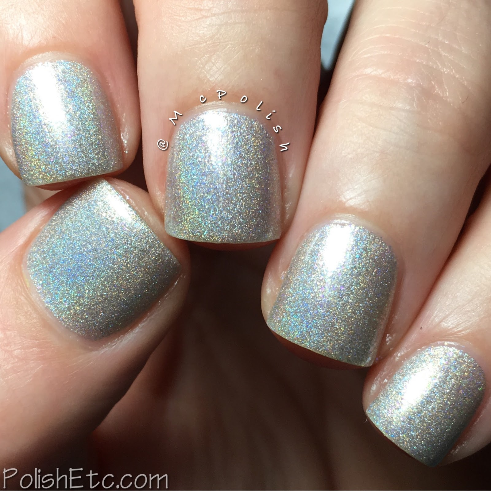Ellagee - Game of Theories Collection - McPolish - No One