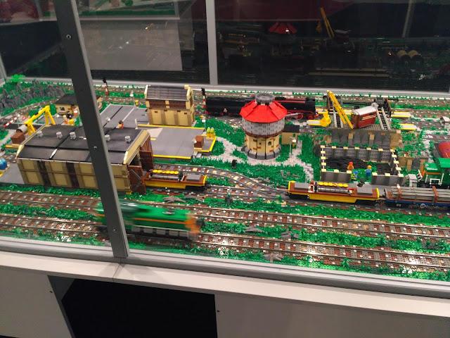 LEGO wystawa klocków Wrocław