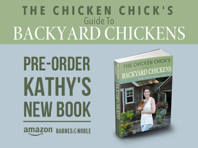 Pre-Order The Chicken Chick's Guide to Backyard Chickens today!