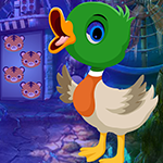 Games4King Muzzle Duck Rescue