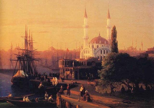 Sejarah Kota Konstantinopel di Istanbul Turki