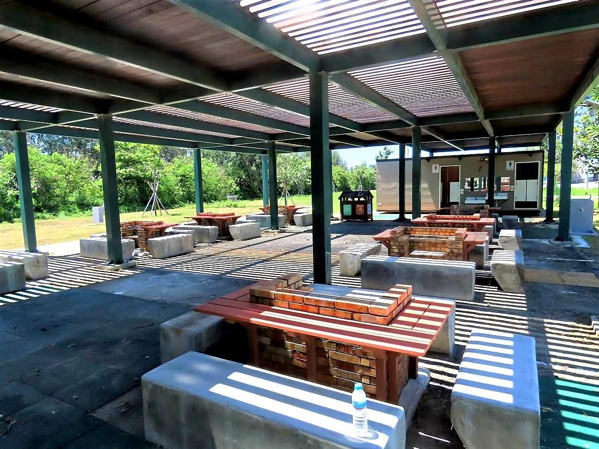 馬沙溝遊憩區6/25正式開放|結合露營設施打造濱海的休憩新據點
