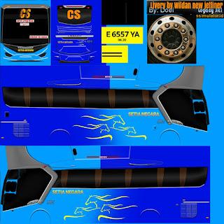 Download Livery Bus Setia Negara