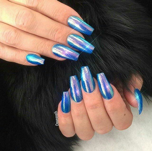 Fshi Glxy 98 : Fancy nail art