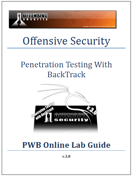 Penetration Testing With Backtrack Version 3  It Audit-3835