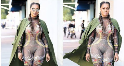 Check out what Lala Anthony wore to the Global Citizen Festival