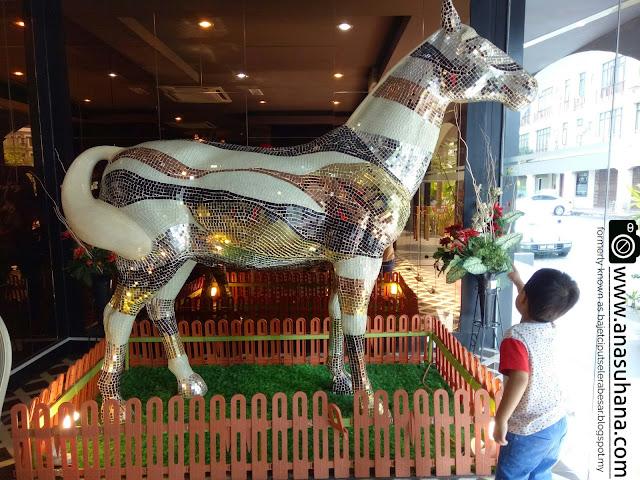 Hotel di Melaka - Euro Rich Hotel