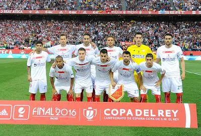 Once Sevilla Barcelona
