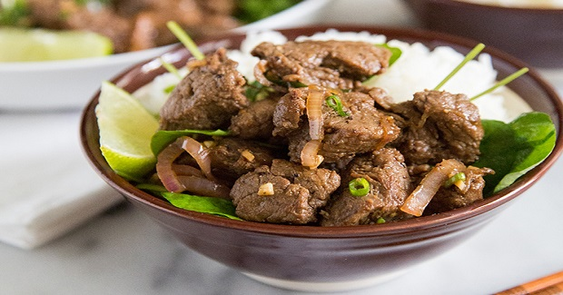 Stir Fry Beef With Onions And Scallions Recipe