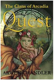 Quest: The Clans of Arcadia Book Cover