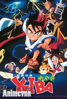 Kiếm Sĩ Yaiba - Kenyuu Densetsu Yaiba 2010 Poster