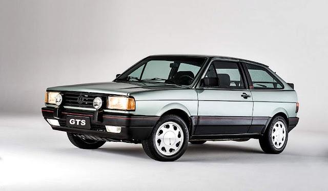 VW Gol - carro mais vendido de 1987