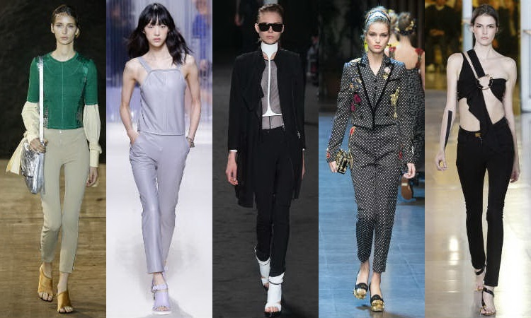 Spring Summer 2016 Women's Pants Fashion Trends