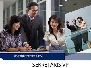 Rekrutmen Garuda Indonesia sebagai Sekretaris VP