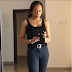 Tboss Flaunts Beauty In Casual Yet Chic Outfit