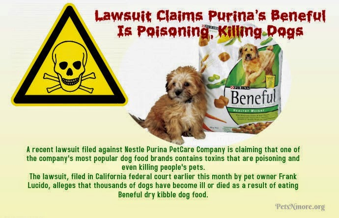 Dogs Getting Sick From Beneful Dog Food