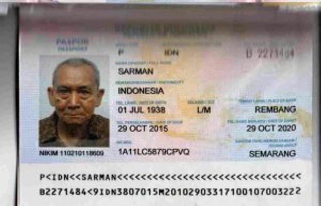 Sungguh Kasihan Kakek Ini, Ia Terancam Penjara dan Hukuman Cambuk 80 Kali di Saudi