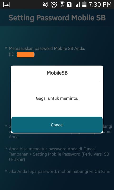Smart Billing Server Diinstall Ulang? Cara Aktifkan Kembali SB Mobile di HP Android