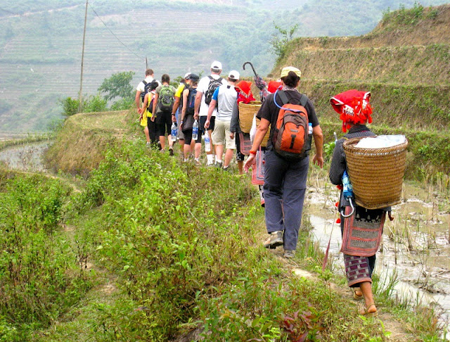 What are the most attractive tours in Sapa? 5