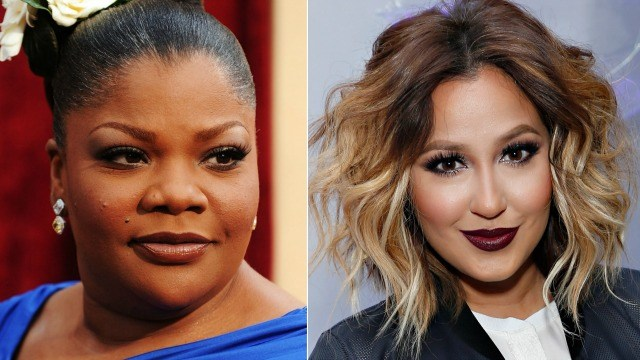 "Adrienne Bailon Blasts Mo'Nique: ""Being loud doesn't mean you're keeping it real"""