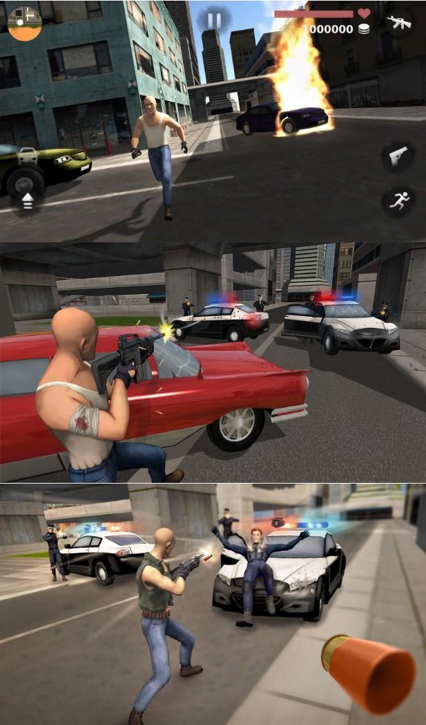 Mad City Gangsters - Screenshots