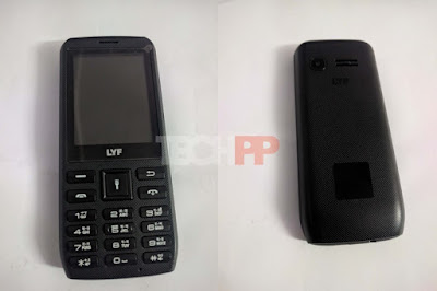 Reliance Jio Lyf 4G VoLTE feature phone Specs & Images  leaked