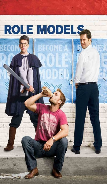 Role Models 2008 Full Movie Download in Hindi 720p