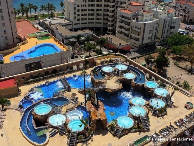 Balneario de Marina D'or, ciudad de vacaciones, Oropesa del Mar, Castellón