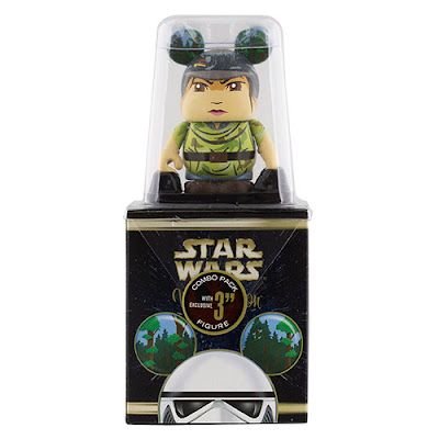 Endor Princess Leia Combo Topper Vinylmation Vinyl Figure by Disney