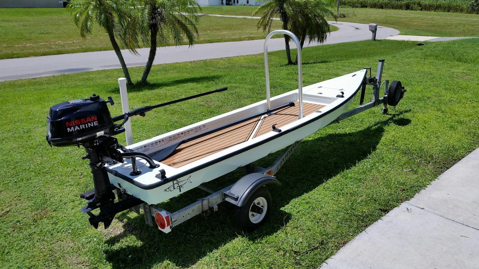 The Pine Island Angler: 2015 Beavertail Ambush For Sale