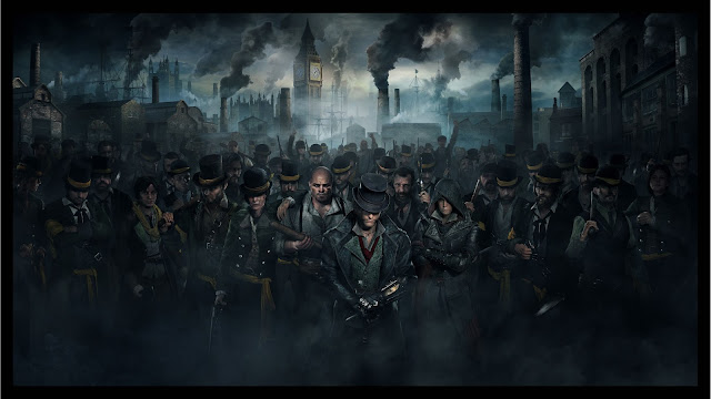 Assassin's Creed Syndicate Gang
