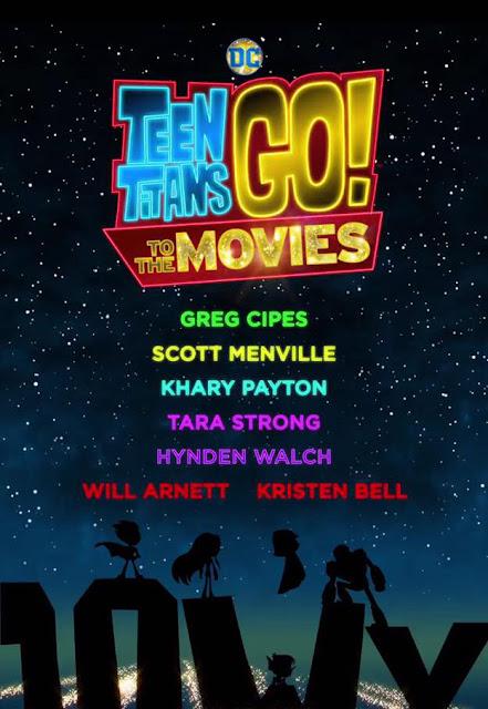 Voice Actors For Teen Titans