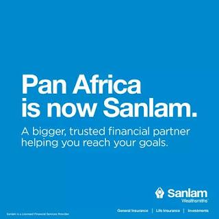 Pan Africa insurance becomes sanlam kenya