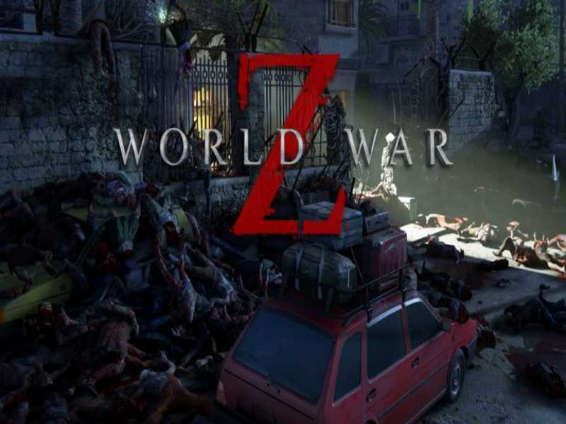 Download World War Z Game PC Free on Windows 7,8,10