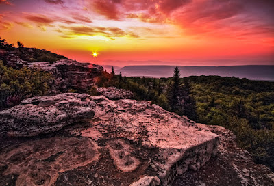 Beautiful Tucker County, West Virginia