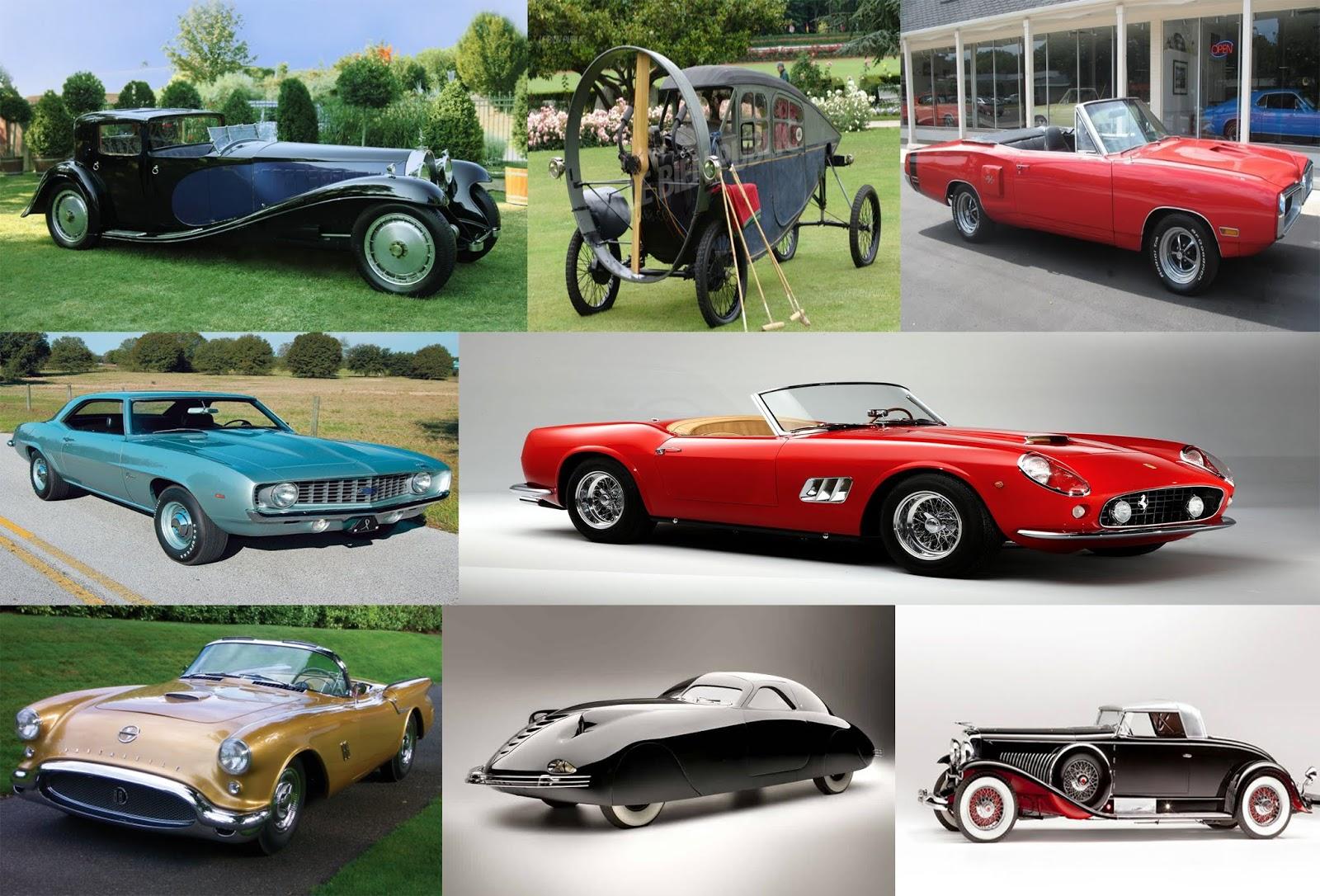 10 Mobil Terlangka Di Dunia