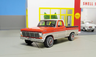 GreenLight 100 Years - 1967 Ford F100