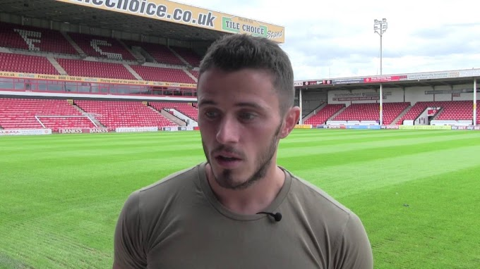 Cuvelier Grateful for Fan Support During Open Training Session